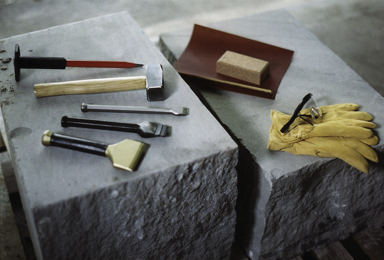 Rocks and tools